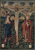 view Crucifixion with the Virgin and St. John digital asset number 1