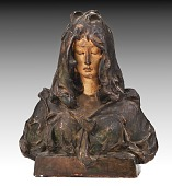 view (Bust of a Girl) digital asset number 1