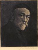 view Portrait of J.Q.A. Ward, Sculptor digital asset number 1