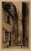 view A Corner of Chartres Cathedral digital asset number 1