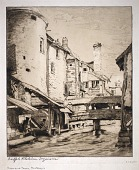 view Fosse and Tower, Montargis digital asset number 1
