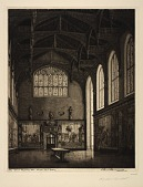 view The Great Tapestry Hall, Hampton Court Palace digital asset number 1