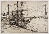 view Byrd's Ship, Chicago Fair, 1933 digital asset number 1