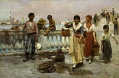 view Water Carriers, Venice digital asset number 1