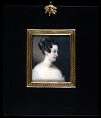 view Mrs. George Catlin (Clara Bartlett Gregory) digital asset number 1