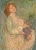 view Woman with Vase digital asset number 1