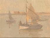 view Honfleur Fishing Boats no. 1 digital asset number 1