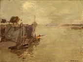 view Honfleur Fishing Boats no. 2 digital asset number 1