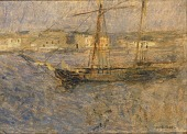view Ships at Anchor, Cherbourg no. I digital asset number 1