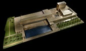 view Model of Smithsonian Gallery of Art digital asset number 1