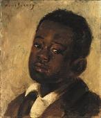 view Head of a Negro Boy digital asset number 1