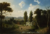 view Landscape with Stagecoach digital asset number 1