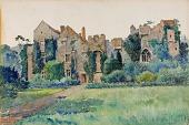 view Compton Castle, Devonshire, England digital asset number 1