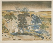 view Provincetown Landscape, 1938 digital asset number 1
