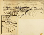 view Present Appearance of British Entrenchment, Yorktown digital asset number 1