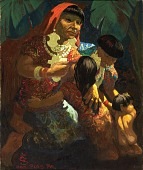 view Indians of San Blas, Panama digital asset number 1