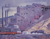 view At Madrid Coal Mine, New Mexico digital asset number 1