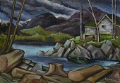 view Native's Shack, Ketchikan, Alaska digital asset number 1