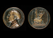 view Welles Bosworth Portrait Medal digital asset number 1