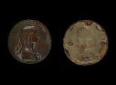 view Mary Frances Holter Medal digital asset number 1