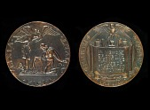 view Detroit Soldiers Memorial Medal digital asset number 1