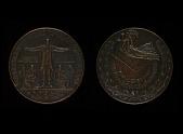 view Distinguished Service Medal of Cleveland digital asset number 1