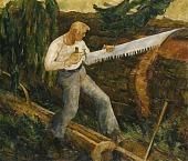 view The Timber Bucker digital asset number 1