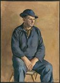 view Joseph Roy, Portrait of Worker digital asset number 1