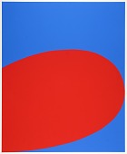view Untitled (Red and Blue), from the portfolio Ten Works x Ten Painters digital asset number 1