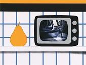 view TV Still Life, from the portfolio 11 Pop Artists, Volume III digital asset number 1
