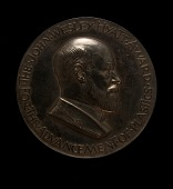 view John Wesley Hyatt Award Medal (obverse) digital asset number 1