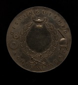 view John Wesley Hyatt Award Medal (reverse) digital asset number 1