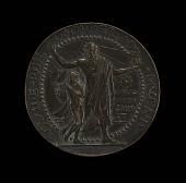 view Isadore Konti Portrait Medal, reverse digital asset number 1