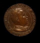 view Barry Faulkner Portrait Medal digital asset number 1
