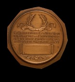 view Charles Lang Freer Medal (reverse) digital asset number 1