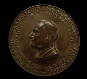 view Franklin D. Roosevelt Inaugural Medal digital asset number 1