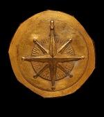 view United States Merchant Marine Distinguished Service Medal (obverse) digital asset number 1