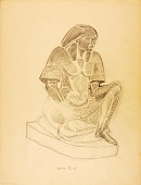 view Egyptian Statue digital asset number 1