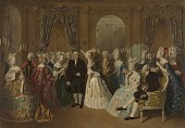 view Franklin at the Court of France--1778 digital asset number 1