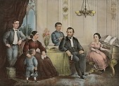 view General Grant and His Family--Respectfully Dedicated to the People of the United States digital asset number 1