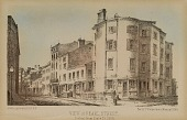view View of Pearl Street, Looking from State Street, 1858 digital asset number 1