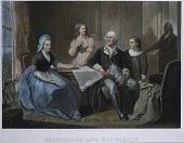view Washington and His Family digital asset number 1