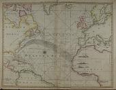 view The Atlantic Ocean (map) digital asset number 1