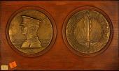 view John J. Pershing Medal (reverse) digital asset number 1