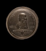 view Paul Revere Sesquicentennial Medal (reverse) digital asset number 1