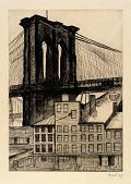 view Brooklyn Bridge digital asset number 1