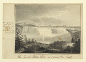 view The Great Horse-Shoe or Canada Fall digital asset number 1