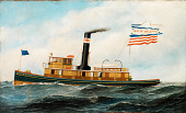 """view The Ocean-Going Tug """"May McWilliams"""" digital asset number 1"""