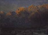 view Sunrise in the Sierras digital asset number 1
