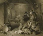 view Interior of a Highlander's Cottage digital asset number 1
